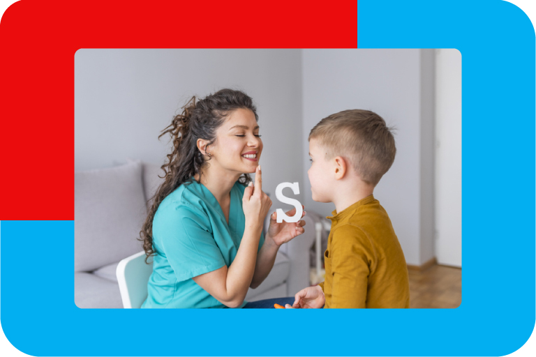 Speech Therapy - Rehaab Roots